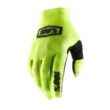 New 100% Celium Glove Motocross Flo Yellow/Black S M L XL